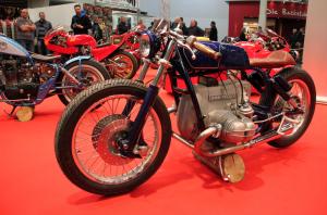 Back to the roots: Die Cafe-Racer Sonderschau zeigt Motorräder pur