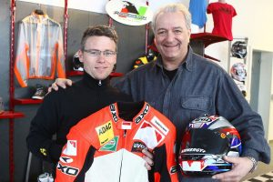 Steve Jenkner und Franz Rau 1